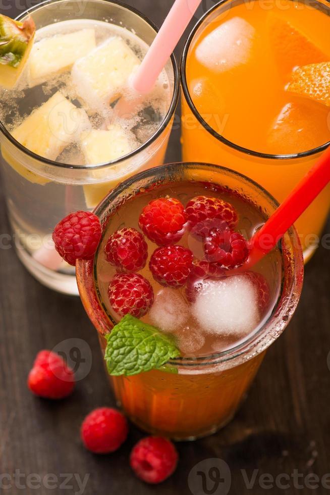 Cocktail de fruits photo