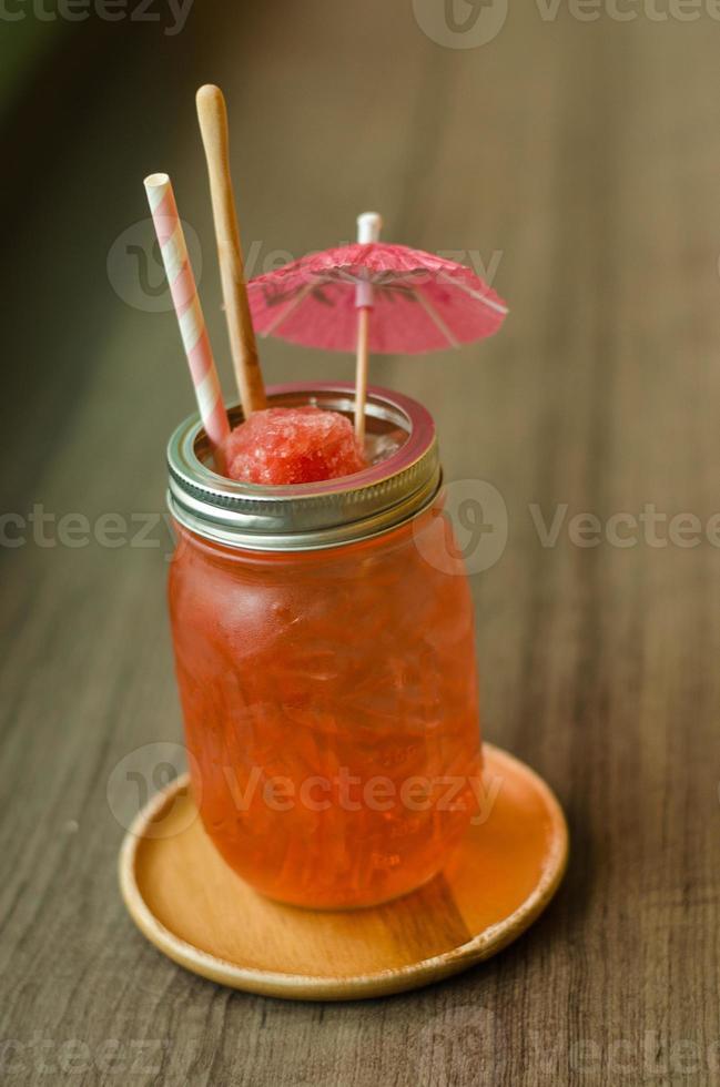 glace pastèque photo