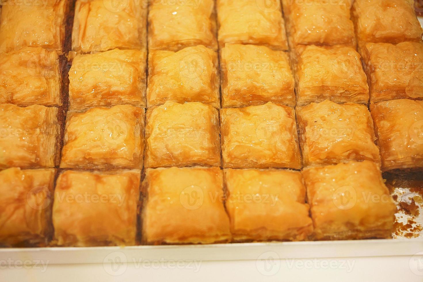 aliments sucrés. photo