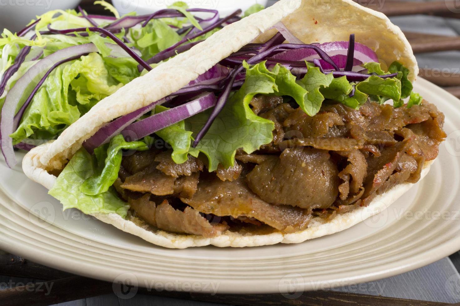 donner kebab / gyro photo