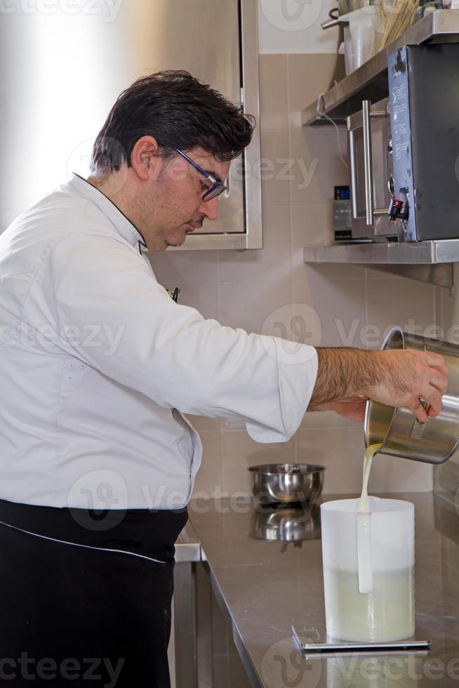 cuisinier photo