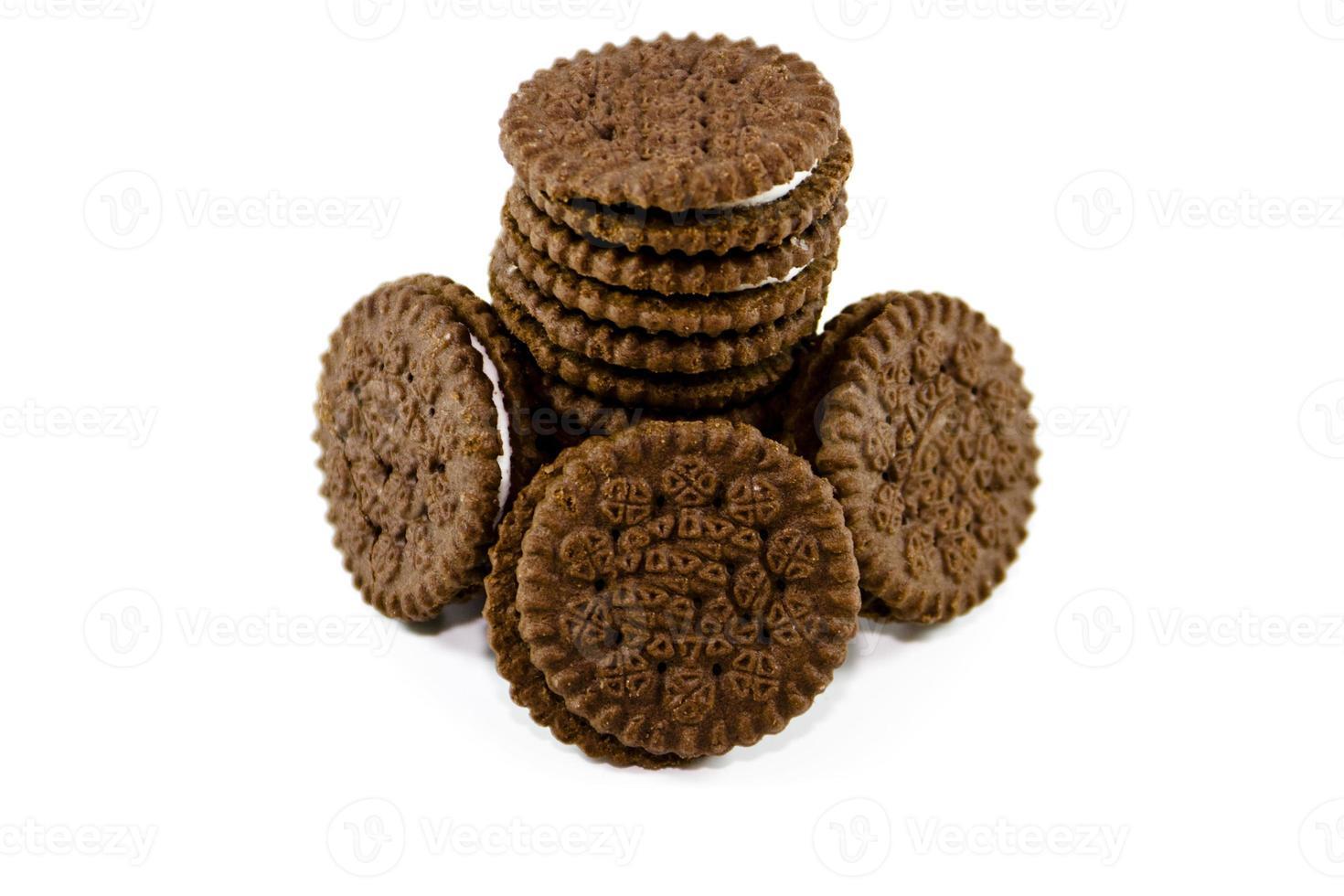 biscuits frais au four photo