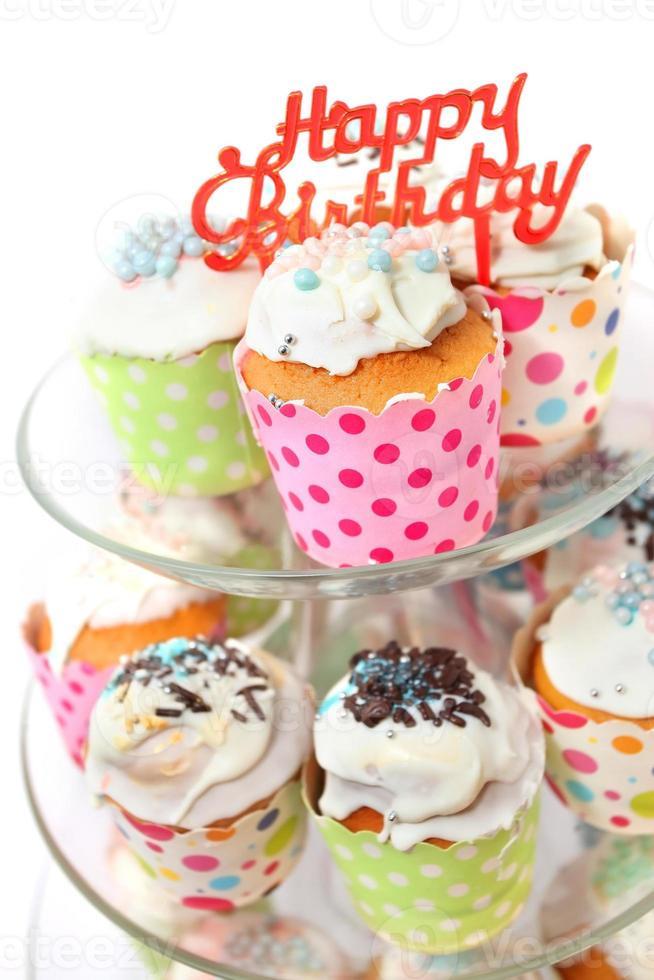 petits gâteaux au four frais photo