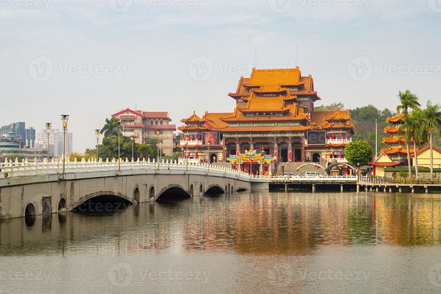 bao an temple photo