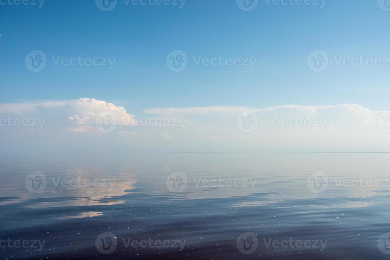 horizon de l'eau photo