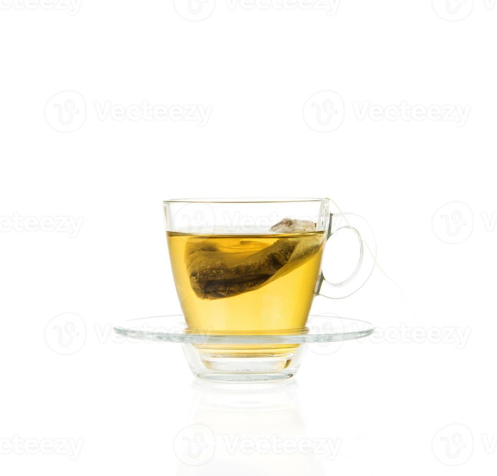 sachet de thé au tilleul 03 photo
