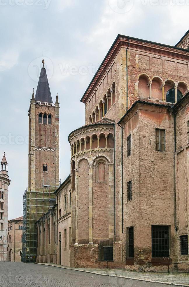 Cathédrale de Parme (Duomo), Italie photo