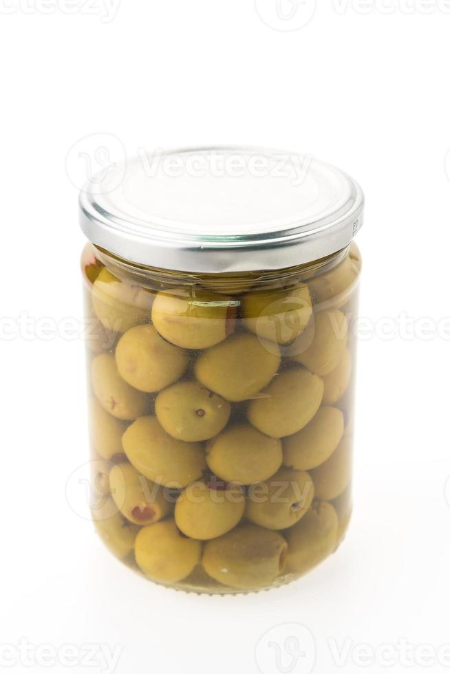 olive verte photo