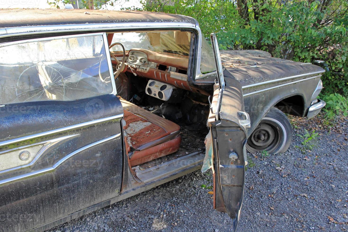 la vieille voiture photo