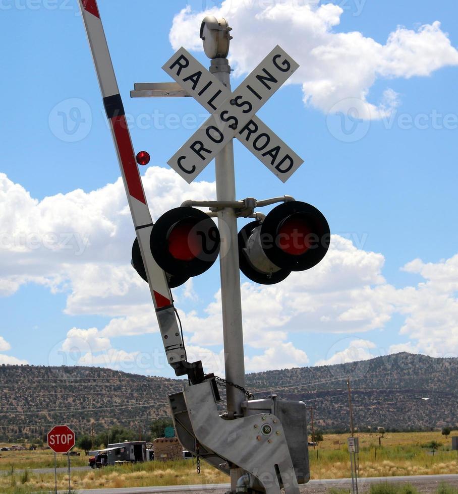 signal ferroviaire photo