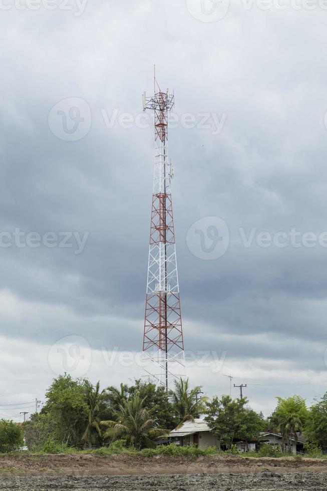 tours de télécommunication photo