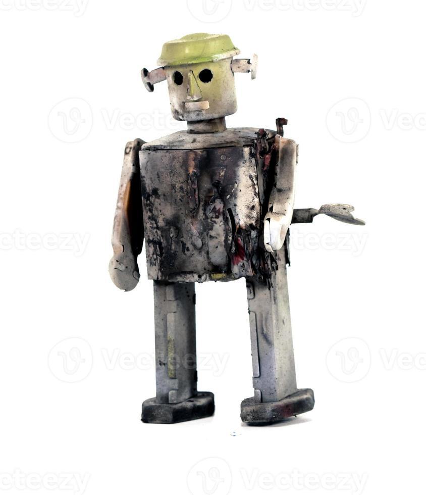 jouets de robot photo