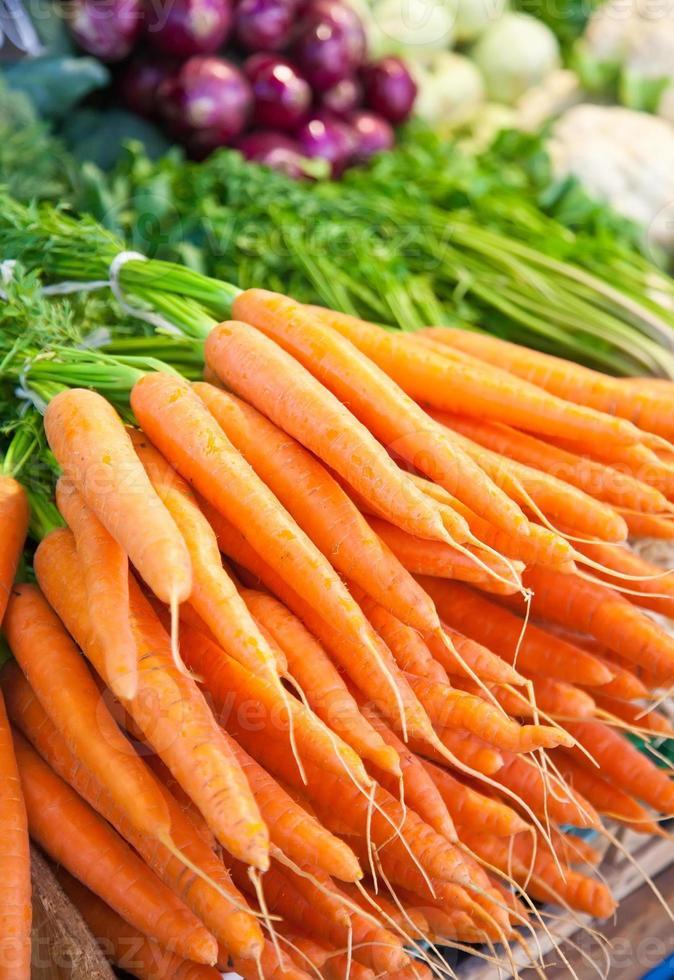 marché de légumes photo