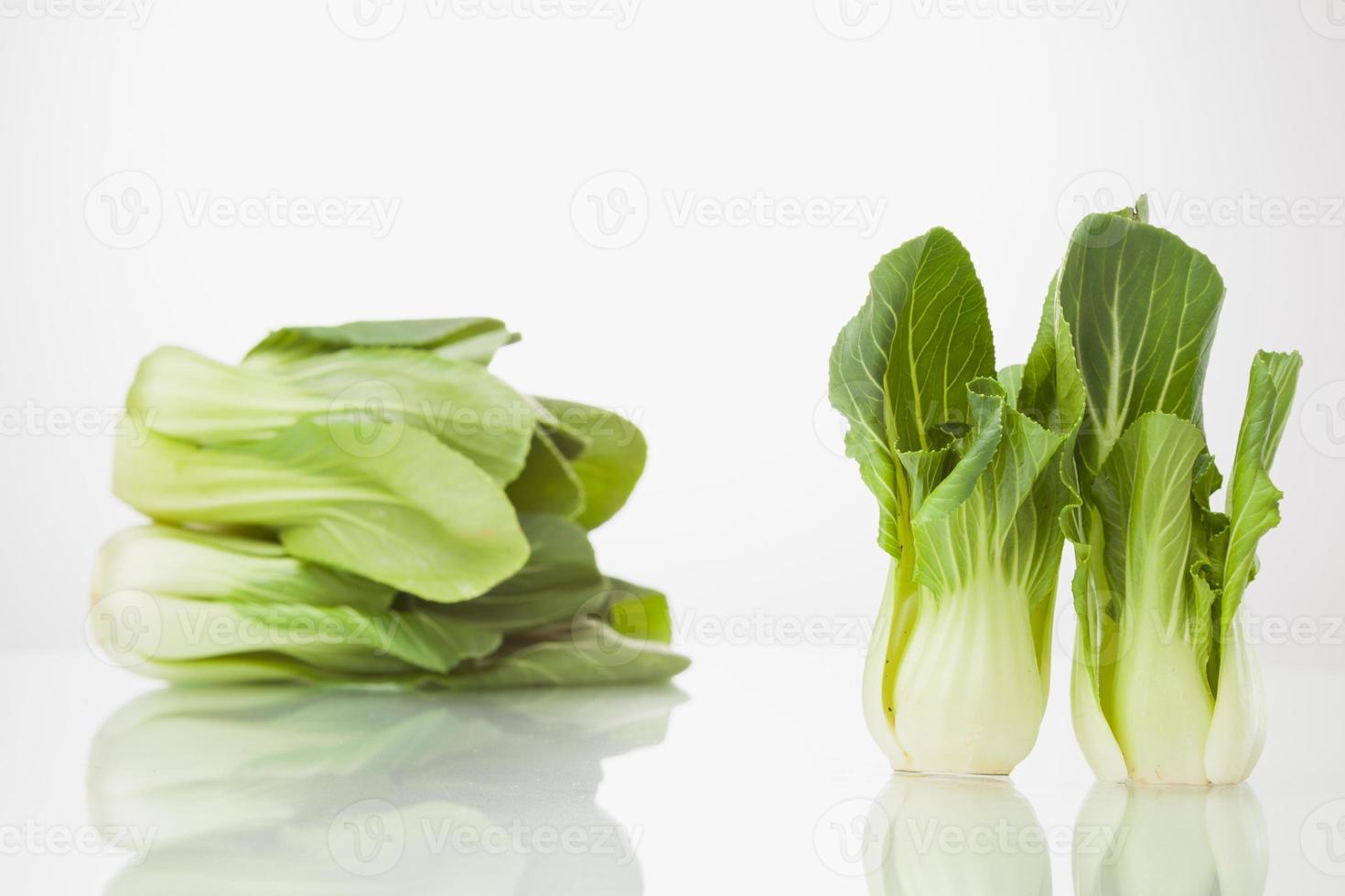 légumes isolés photo