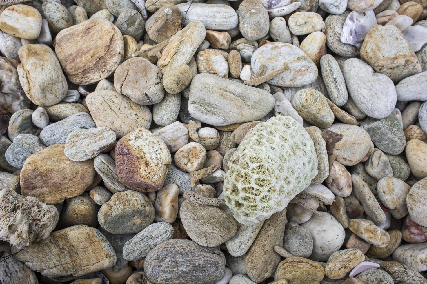fond de roche de pierre photo