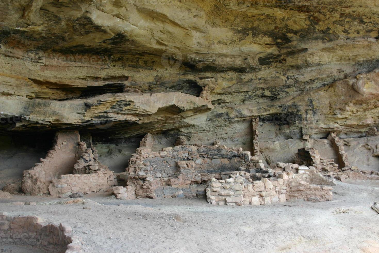 ruines antiques anasazi photo