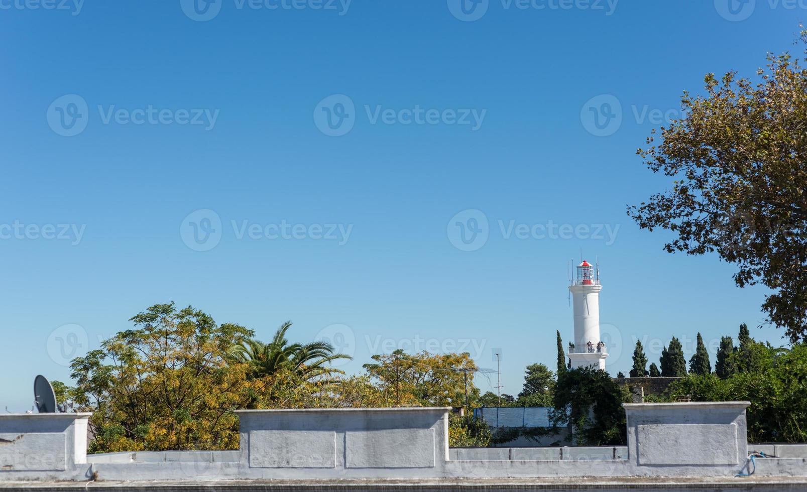 colonia de sacramento ville, uruguay, voyager, amérique sud. être photo