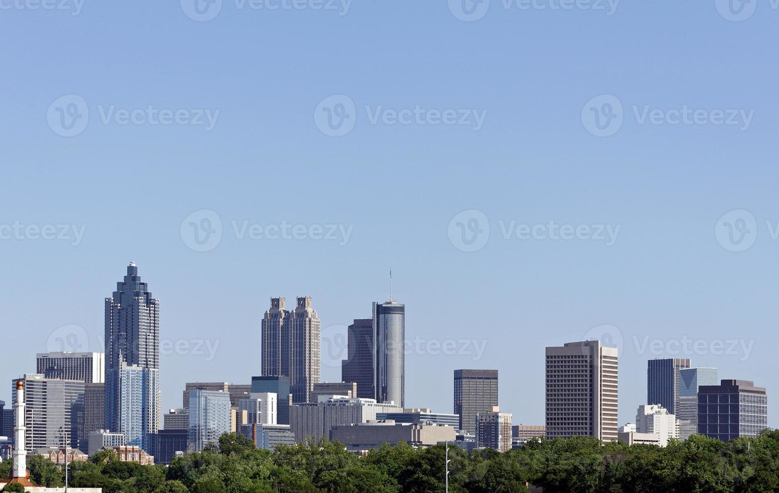 Horizon d'Atlanta photo