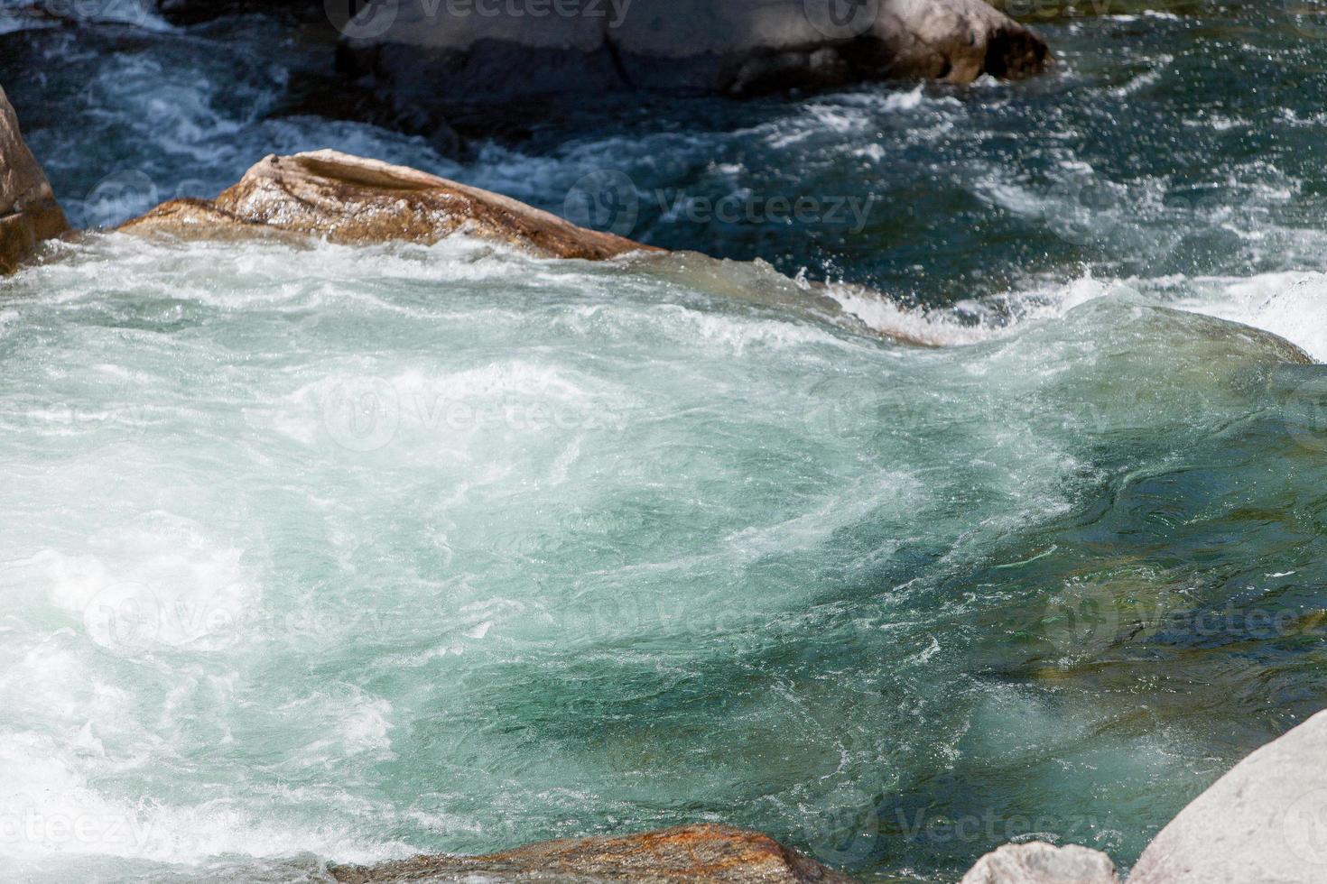 piscine fluviale photo
