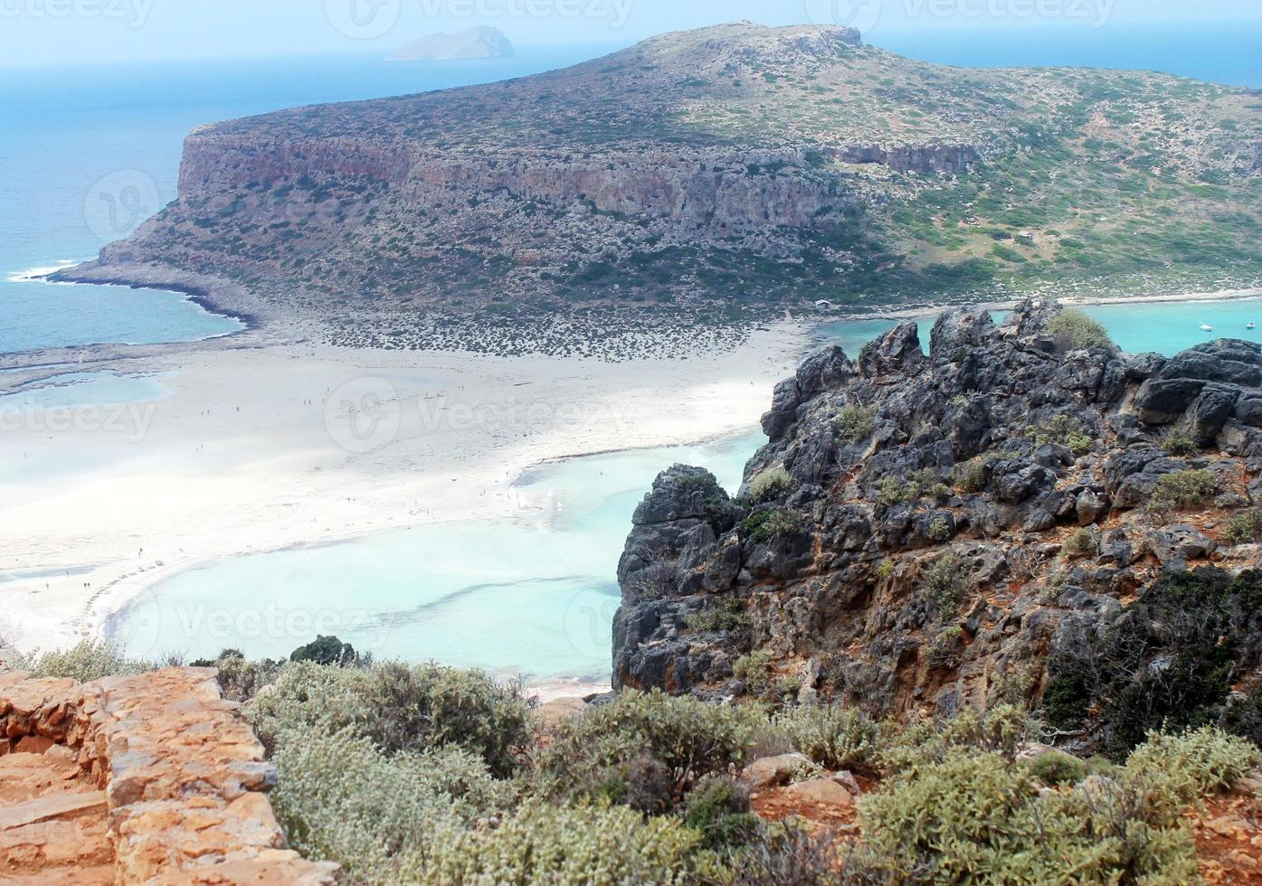 lagune de balos photo