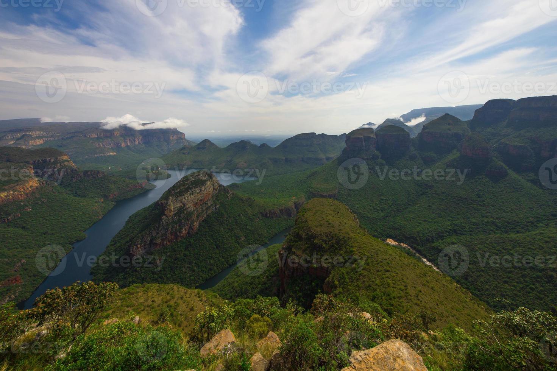 canyon de la rivière blyde photo