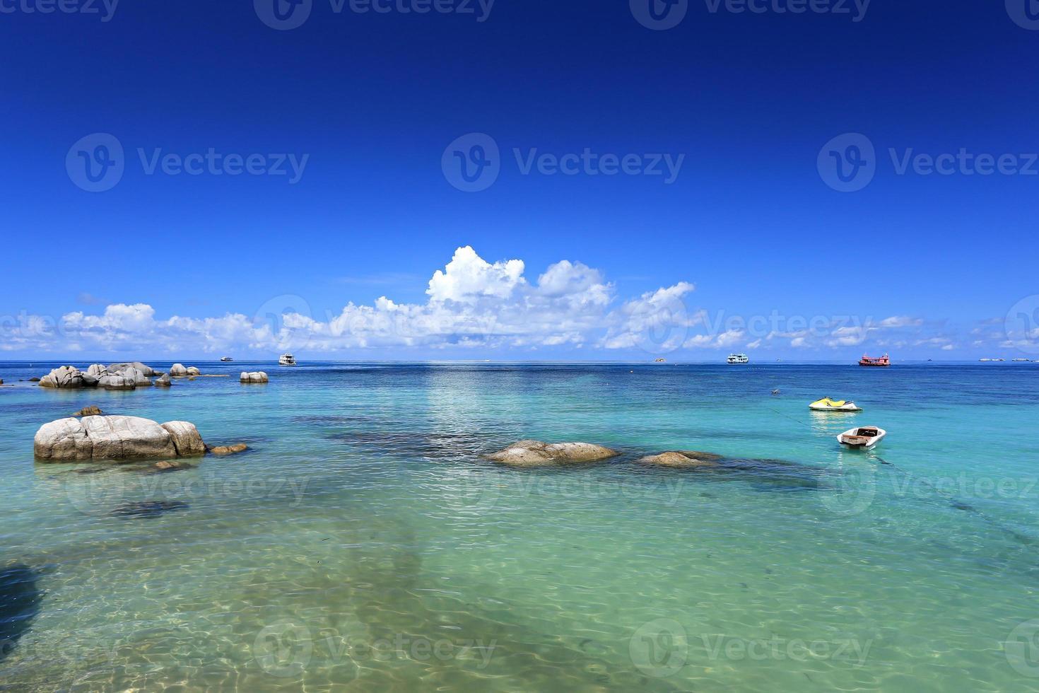 île de koh tao photo