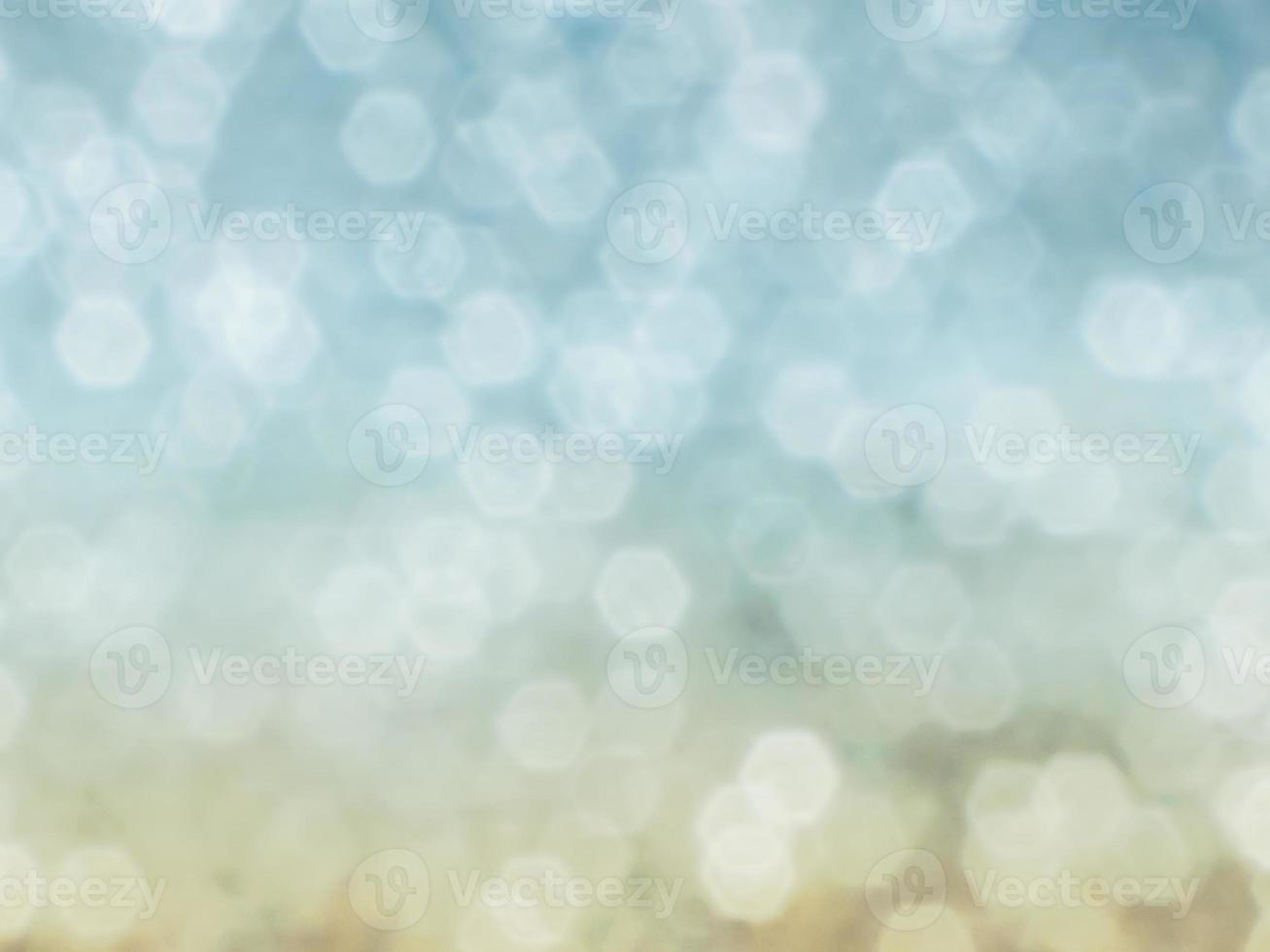 arrière-plan flou d'été photo