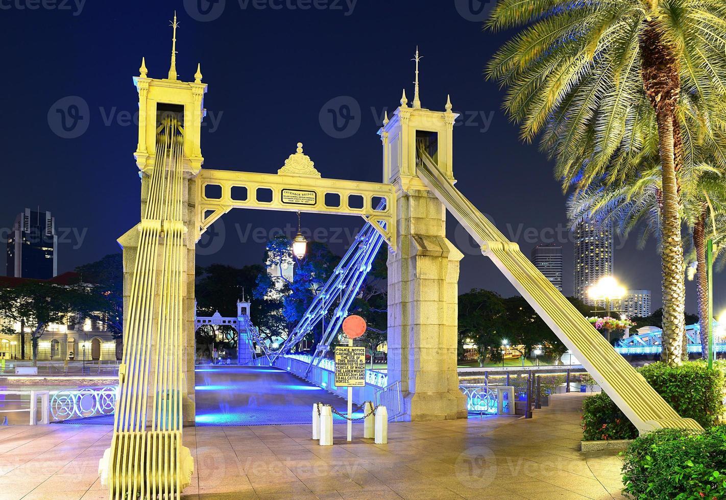 le pont de cavenagh photo