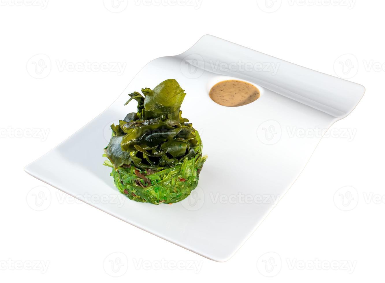 salade d'algues photo
