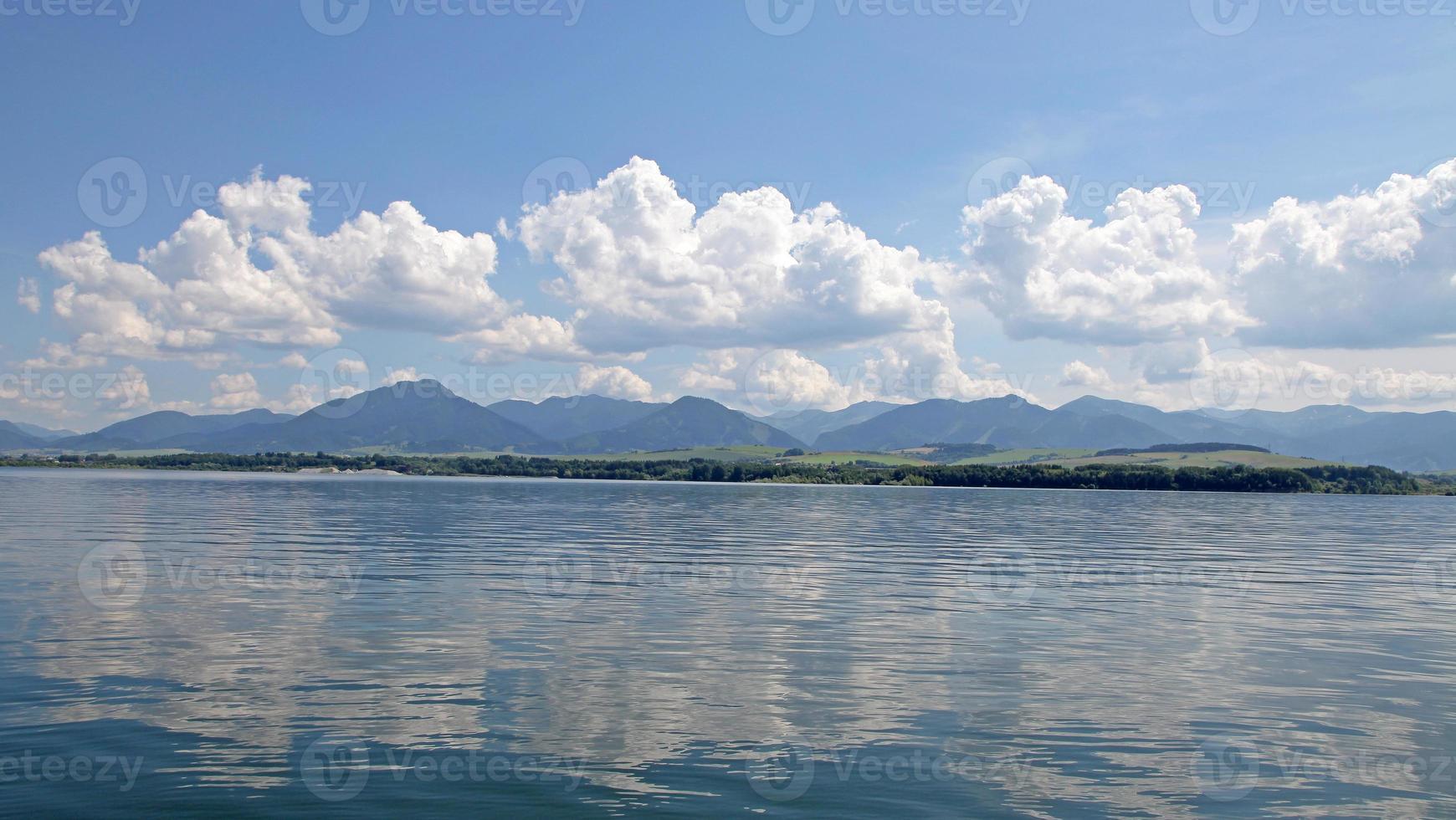 paysage d'eau photo