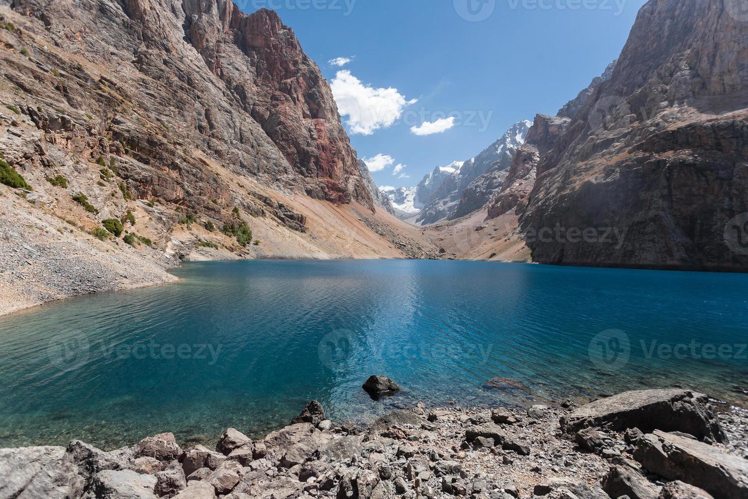 paysage de montagne. photo