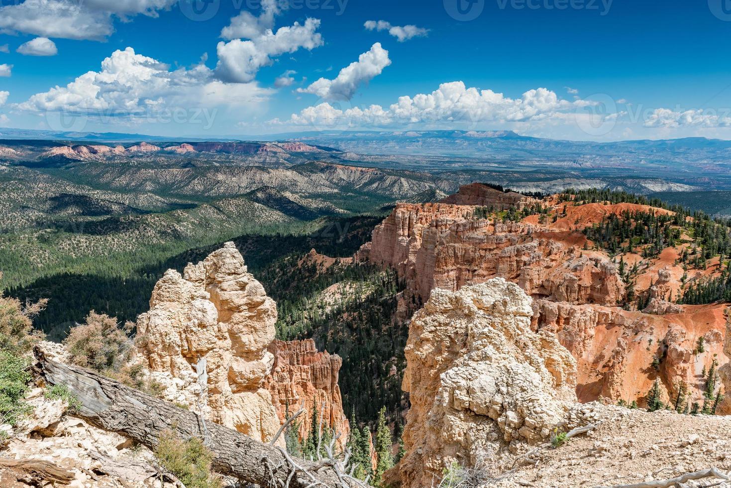 paysage rocheux photo