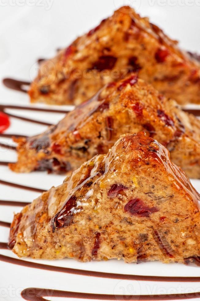 pain aux fruits photo