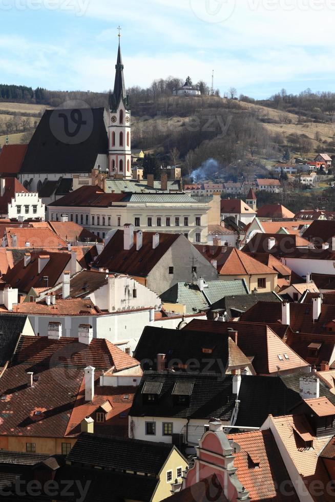paysage de st. église vitus photo