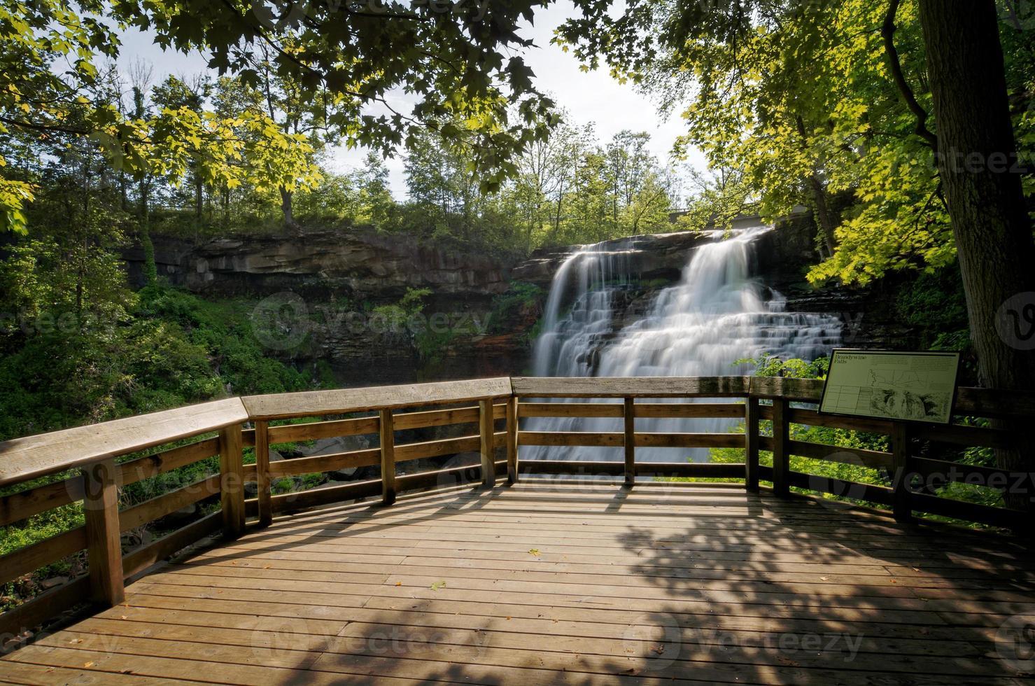 Brandywine Falls photo