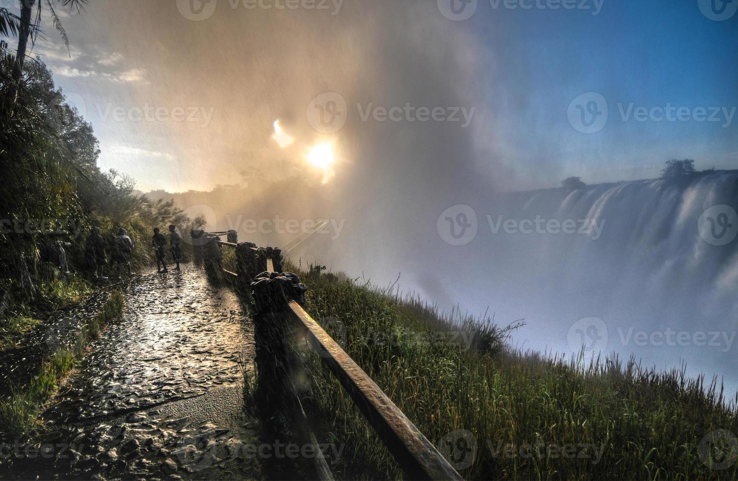 Les chutes Victoria photo