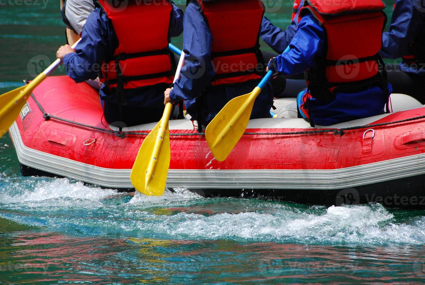rafting remando photo