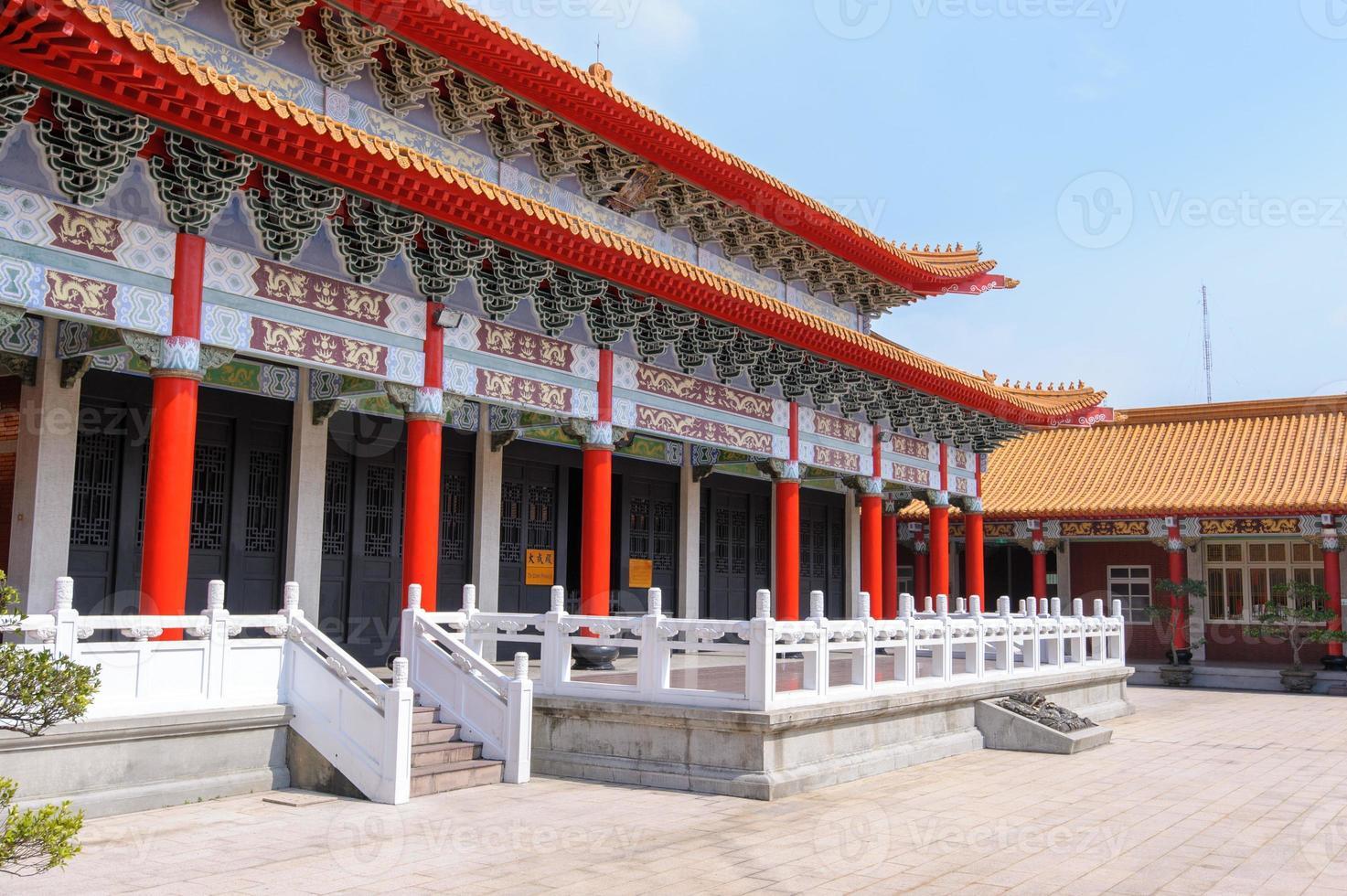 temple de confucius photo