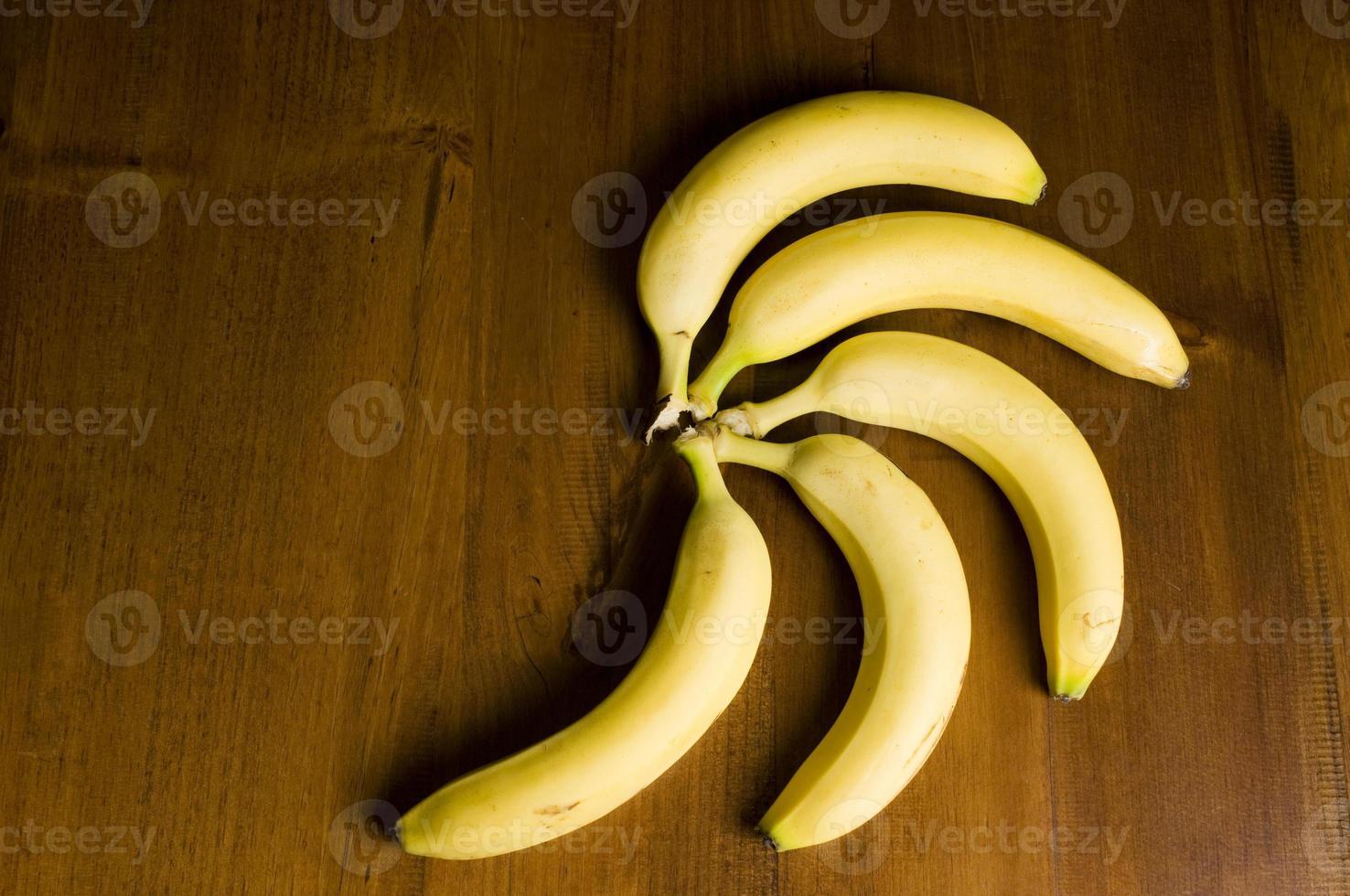 spirale de banane photo