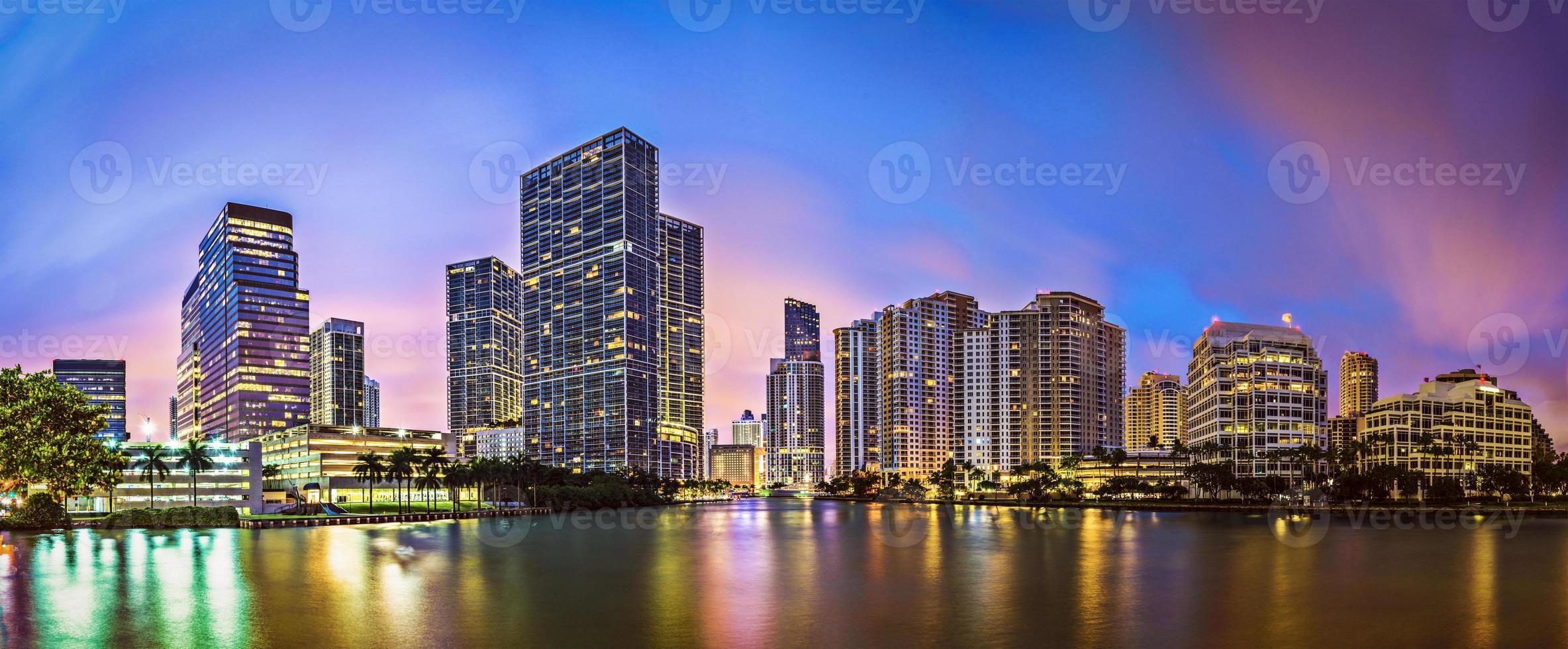 Skyline de Miami photo