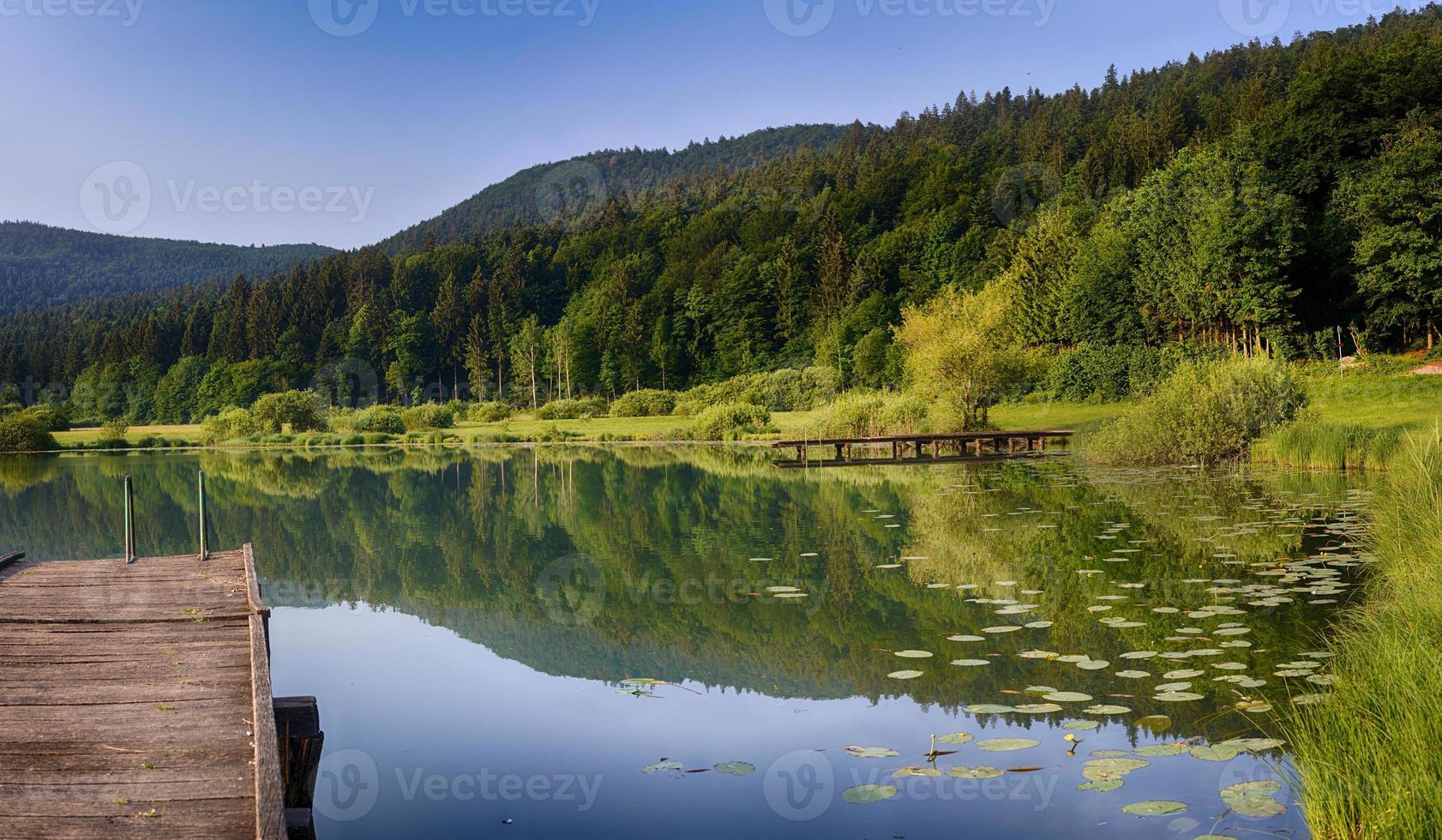 lac bluem photo