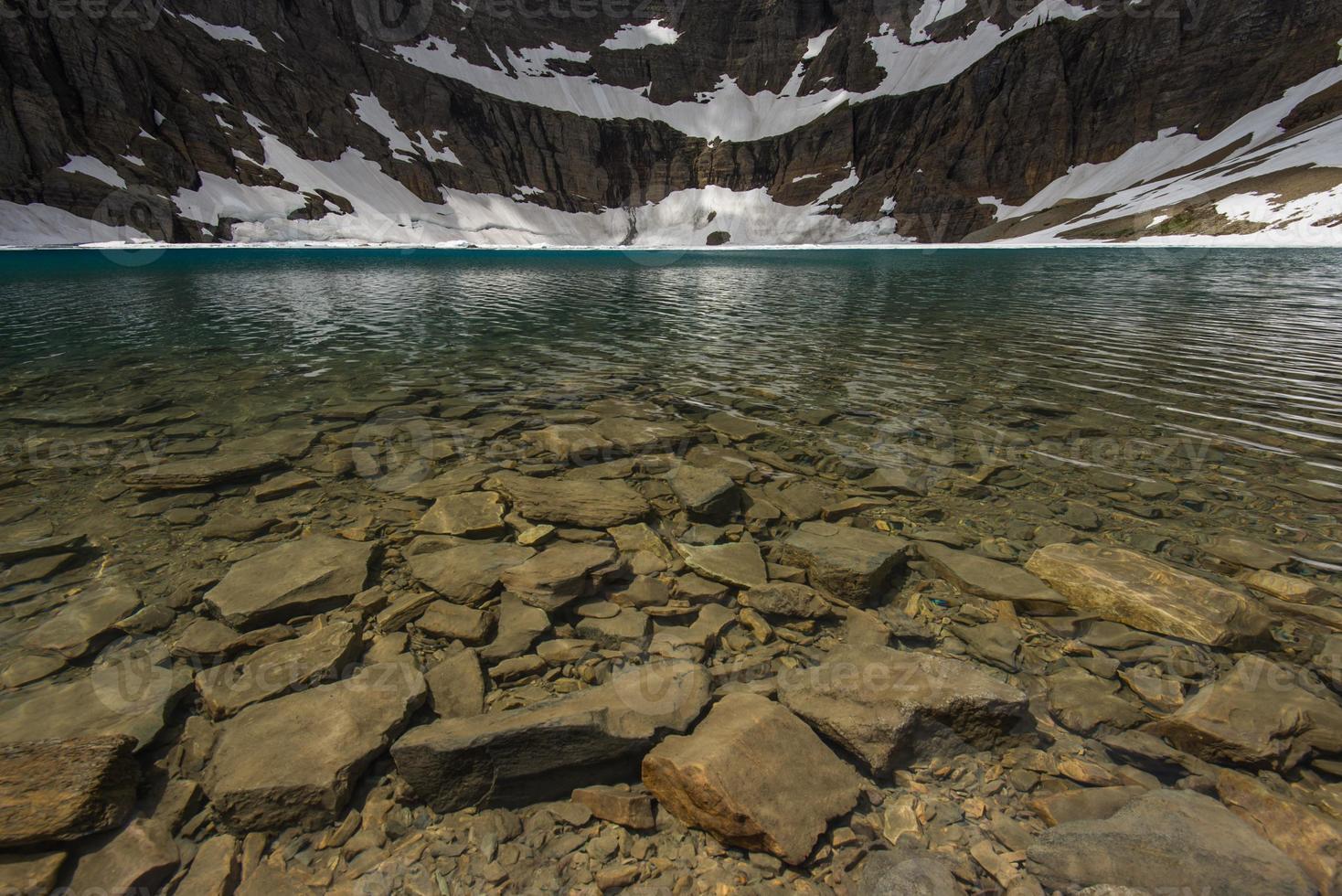 lac iceberg, photo