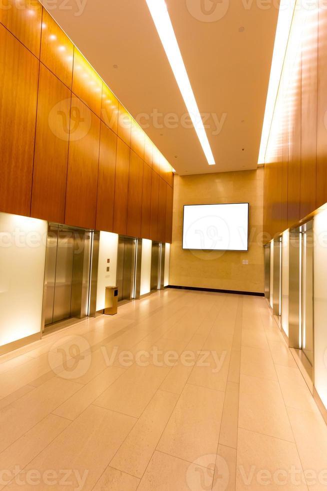hall de l'immeuble commercial photo