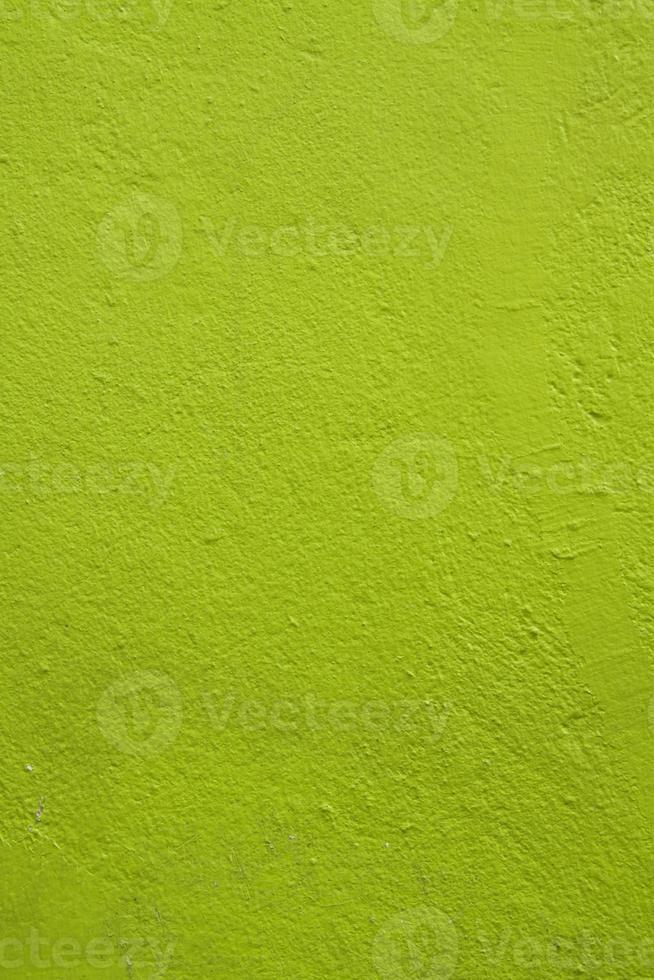 mur de ciment vert photo