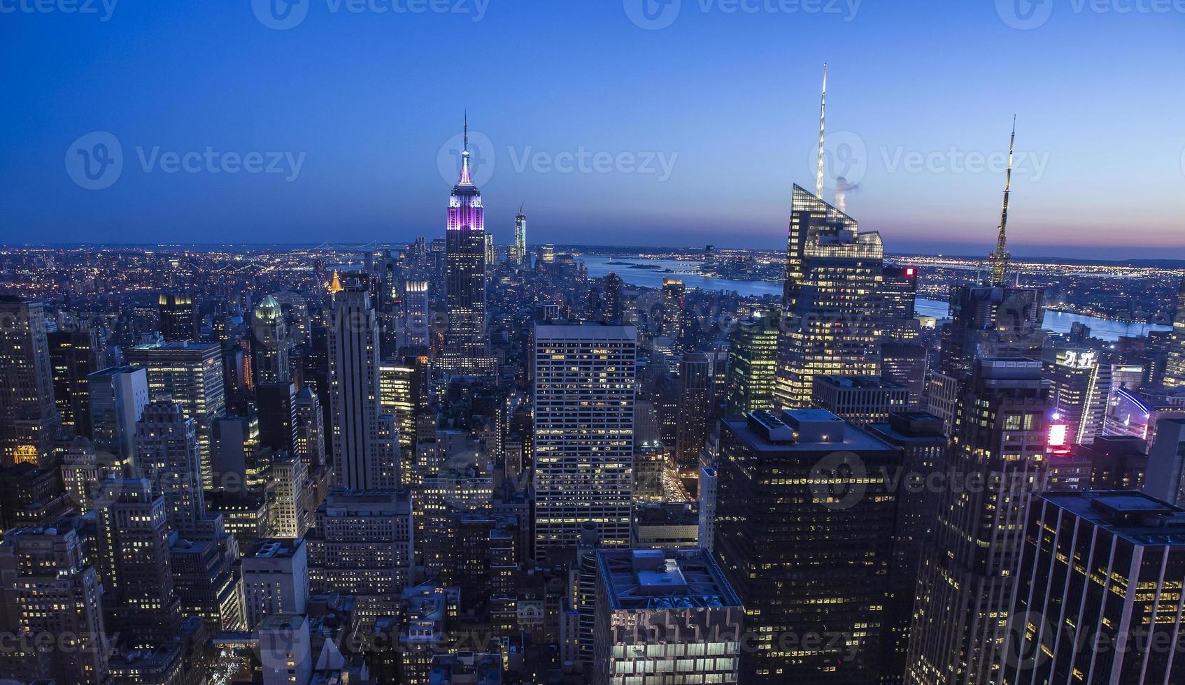 nuit de new york photo