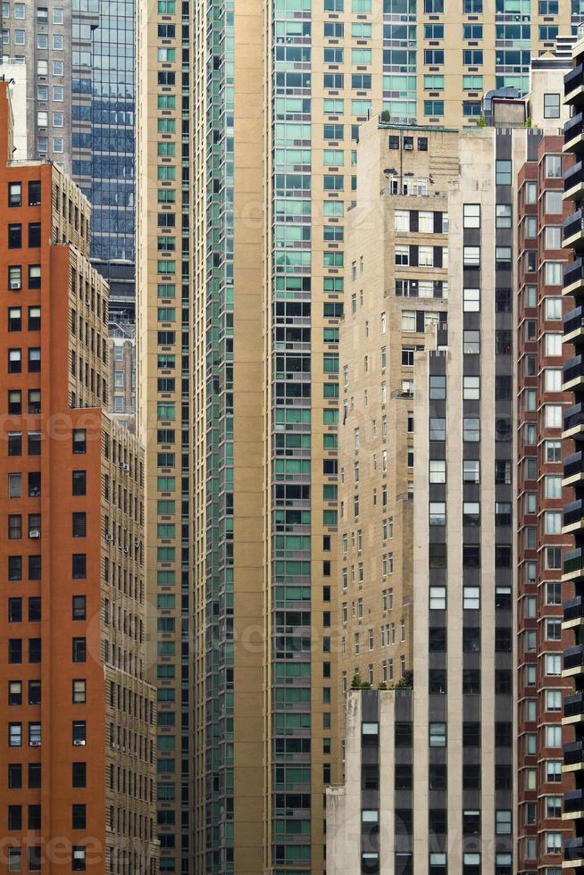 gratte-ciel de new york photo