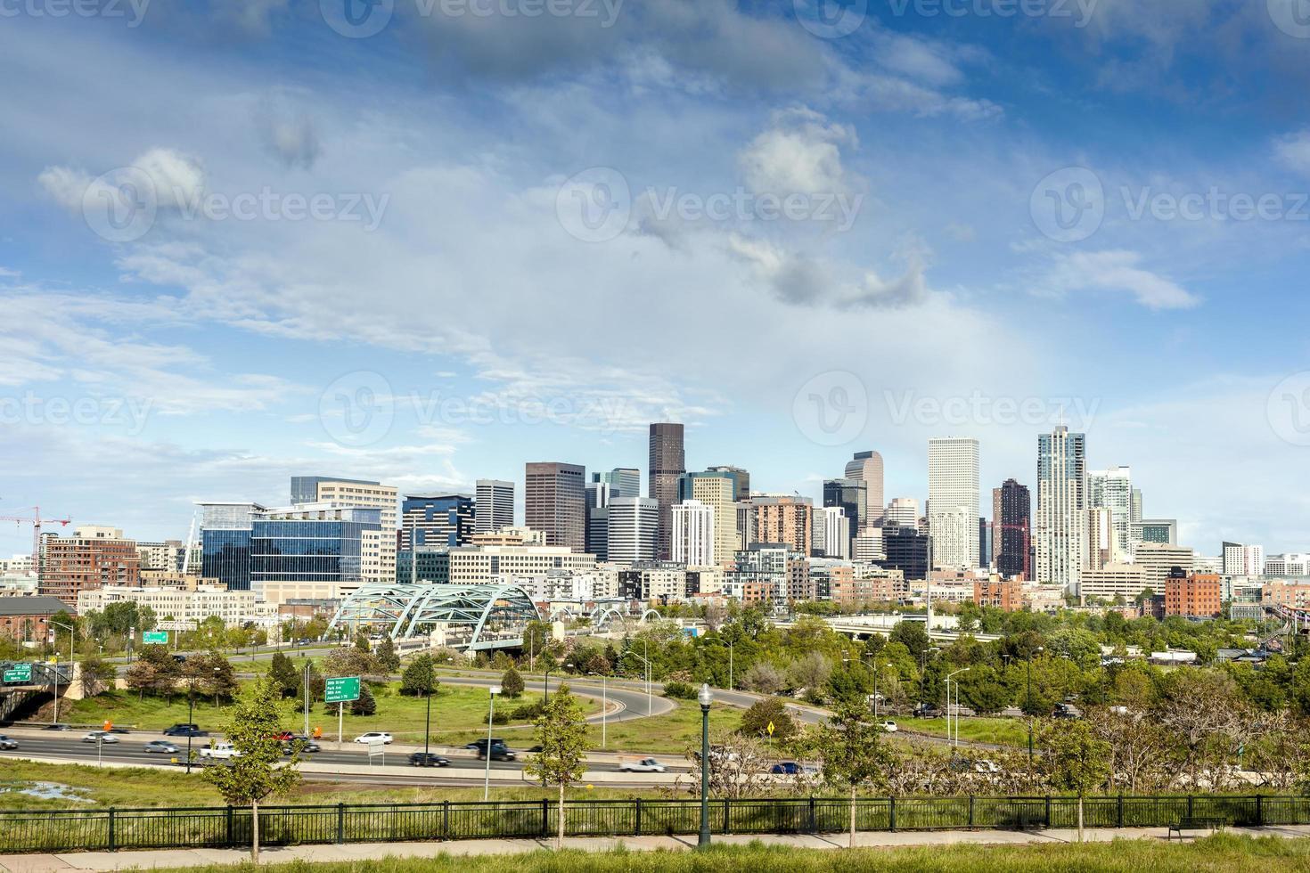 Denver Downtown, Colorado photo