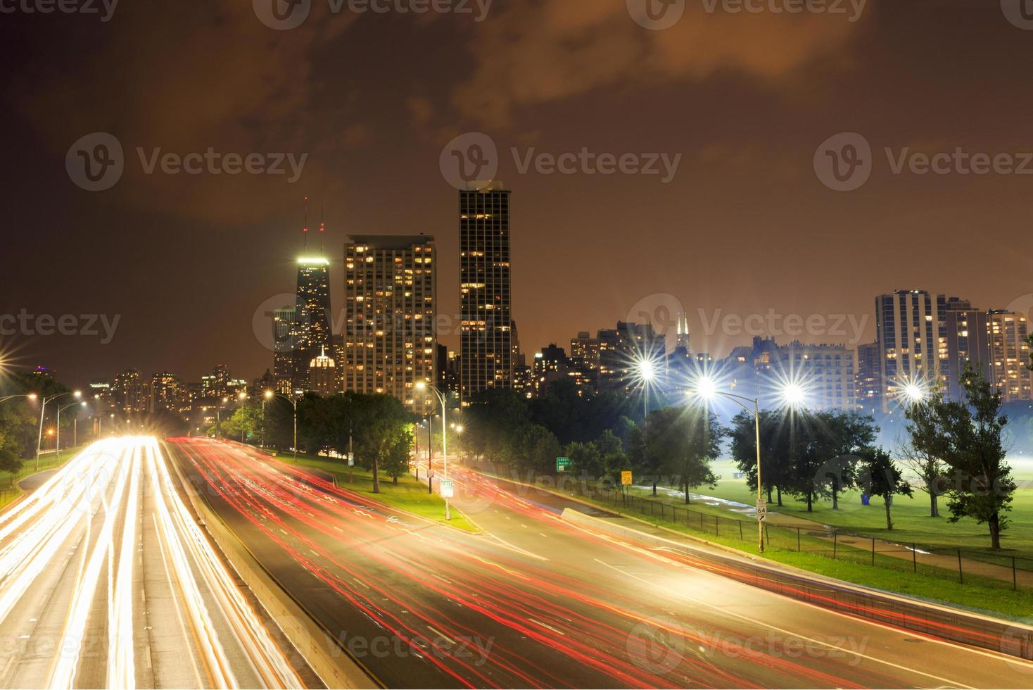 Chicago ne dort jamais photo