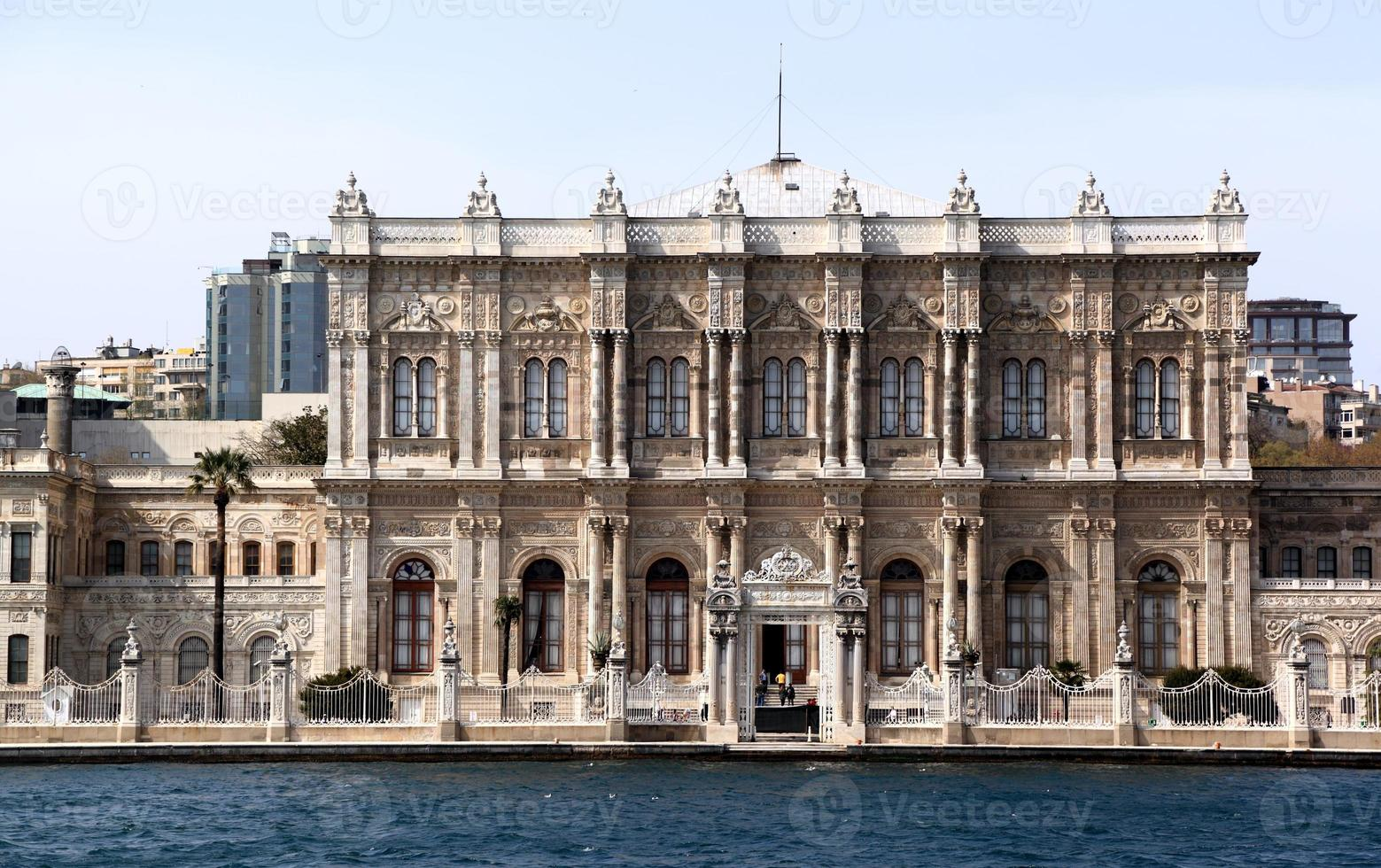 istanbul dolmabahce photo