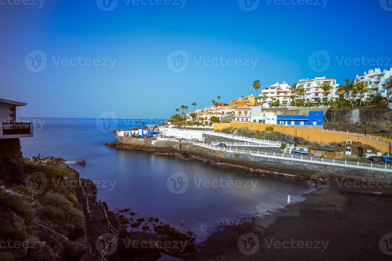 Puerto de Santiago, Tenerife photo